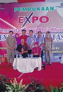 Expo Disabilitas Nasional 1 dan 2 November 2014